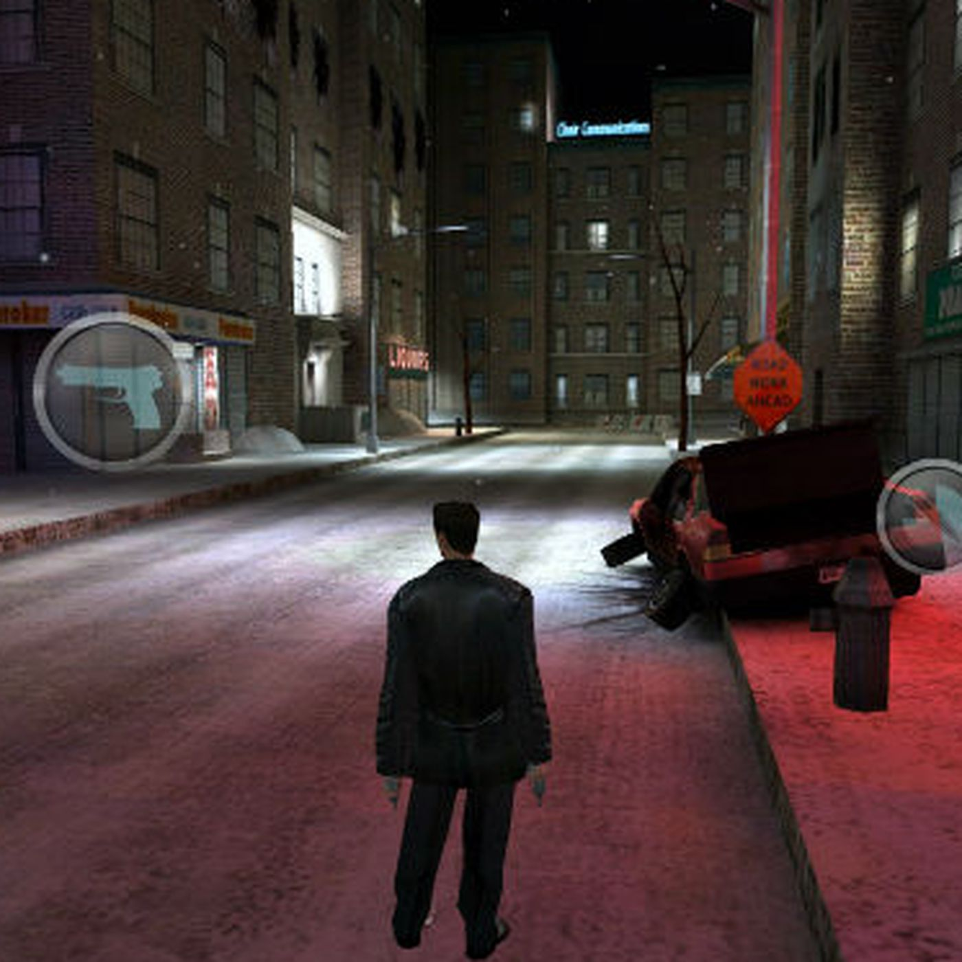 Max Payne Mobile For Android Delayed Will Be Out In The Next Week Or So The Verge