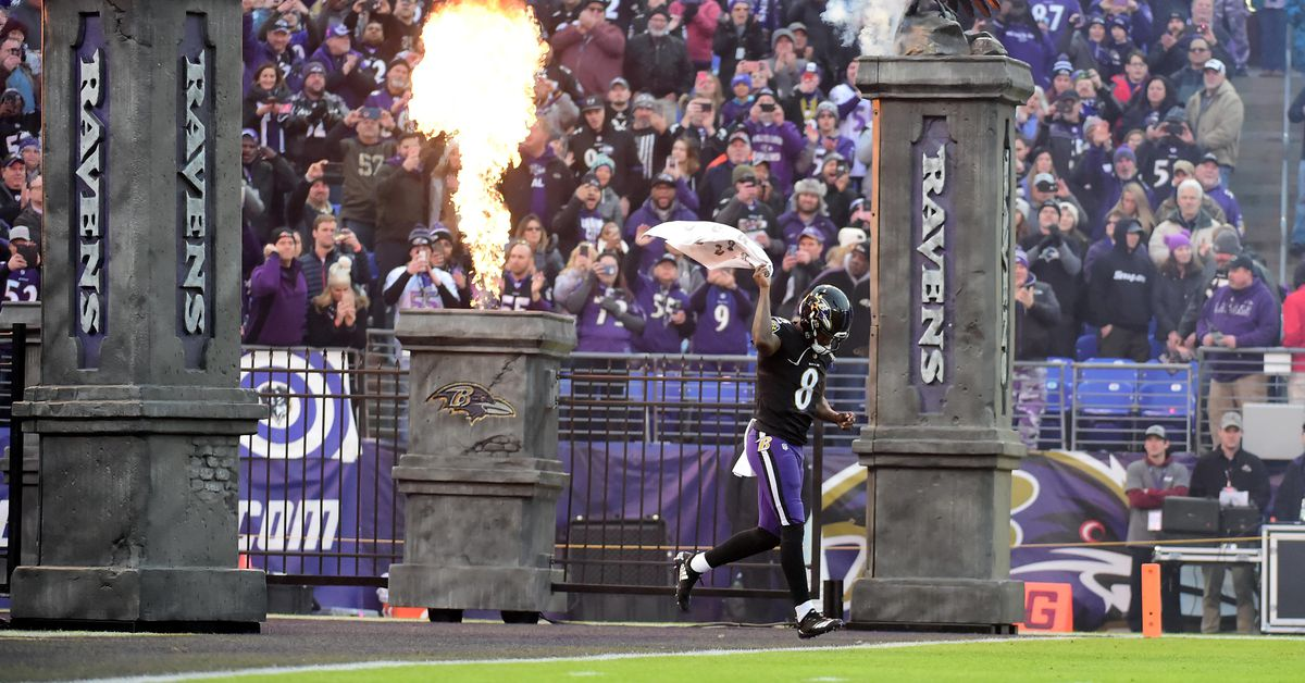With Joe Flacco out of the picture, all eyes are on Lamar Jackson