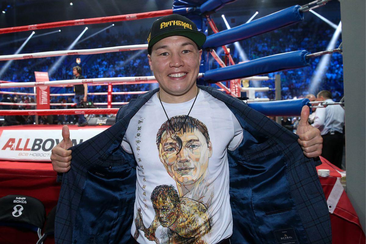 Russian boxer Povetkin wins WBO International heavyweight title bout against Ukraines Rudenko