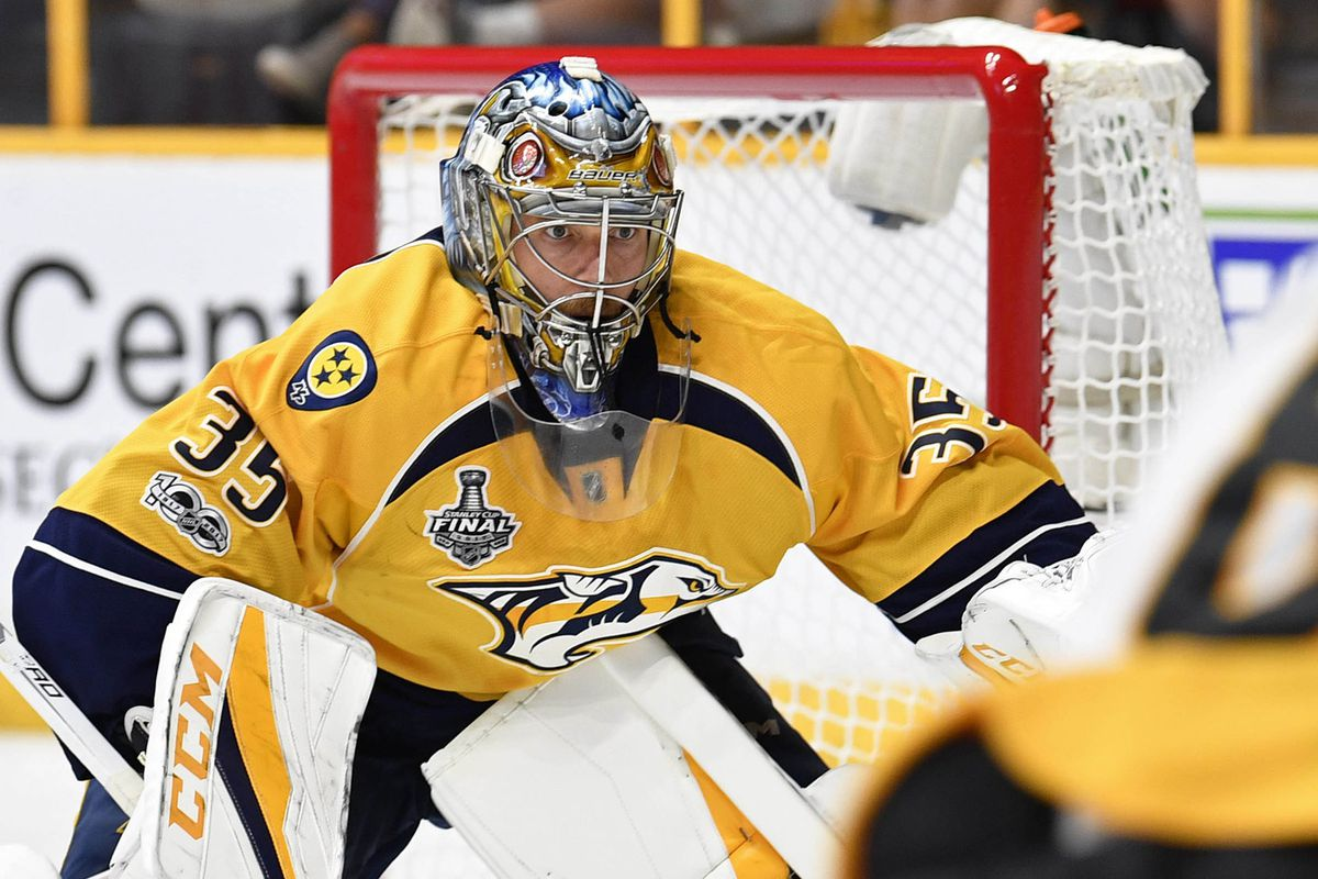 Can We Trust Rinne On The Forecheck