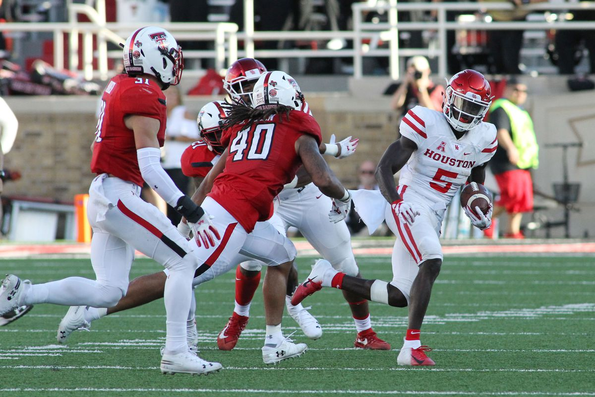 The Red Raiders come to town as Big 12 play begins.