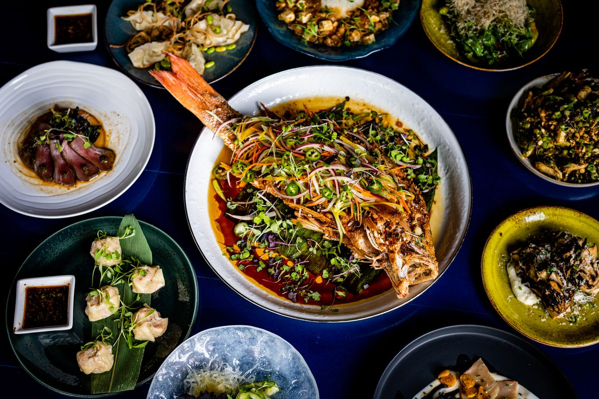 Atlanta Seafood restaurants Bully Boy reopens on the Eastside Beltline after a year closed due to the pandemic with a new Japanese kaisekiinspired menu.
