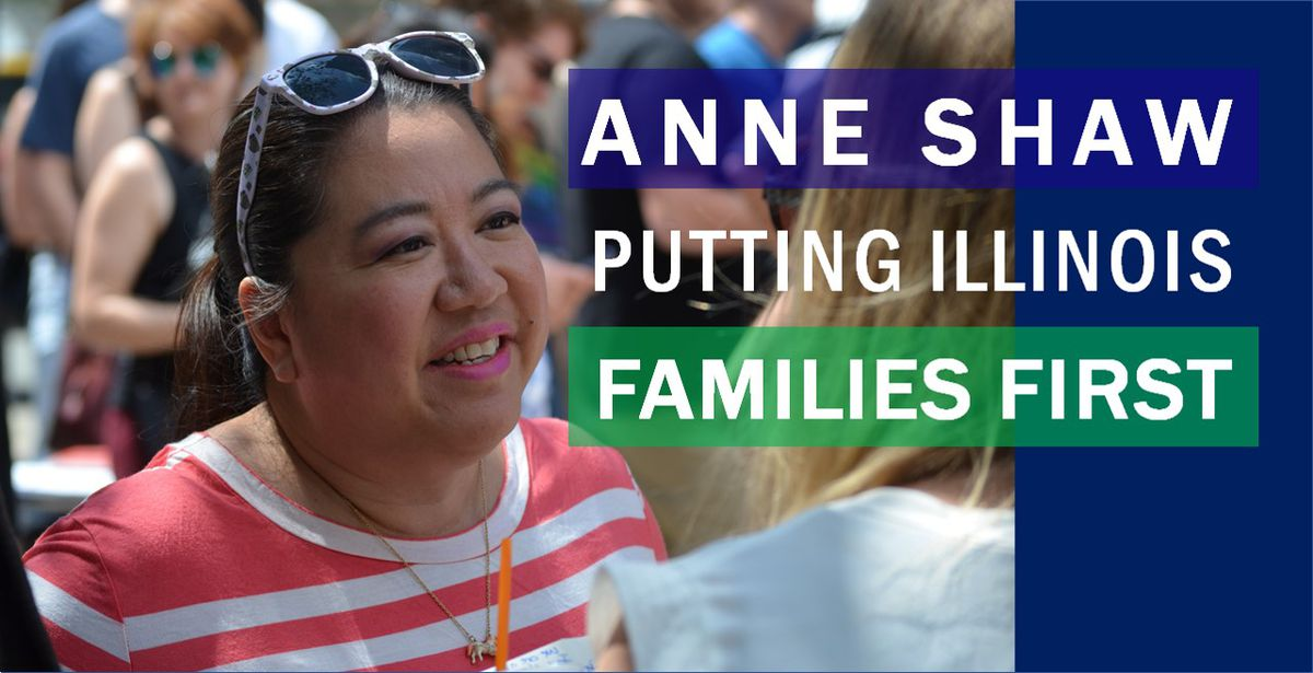 """An image from the """"Neighbors for Anne Shaw"""" Facebook page."""