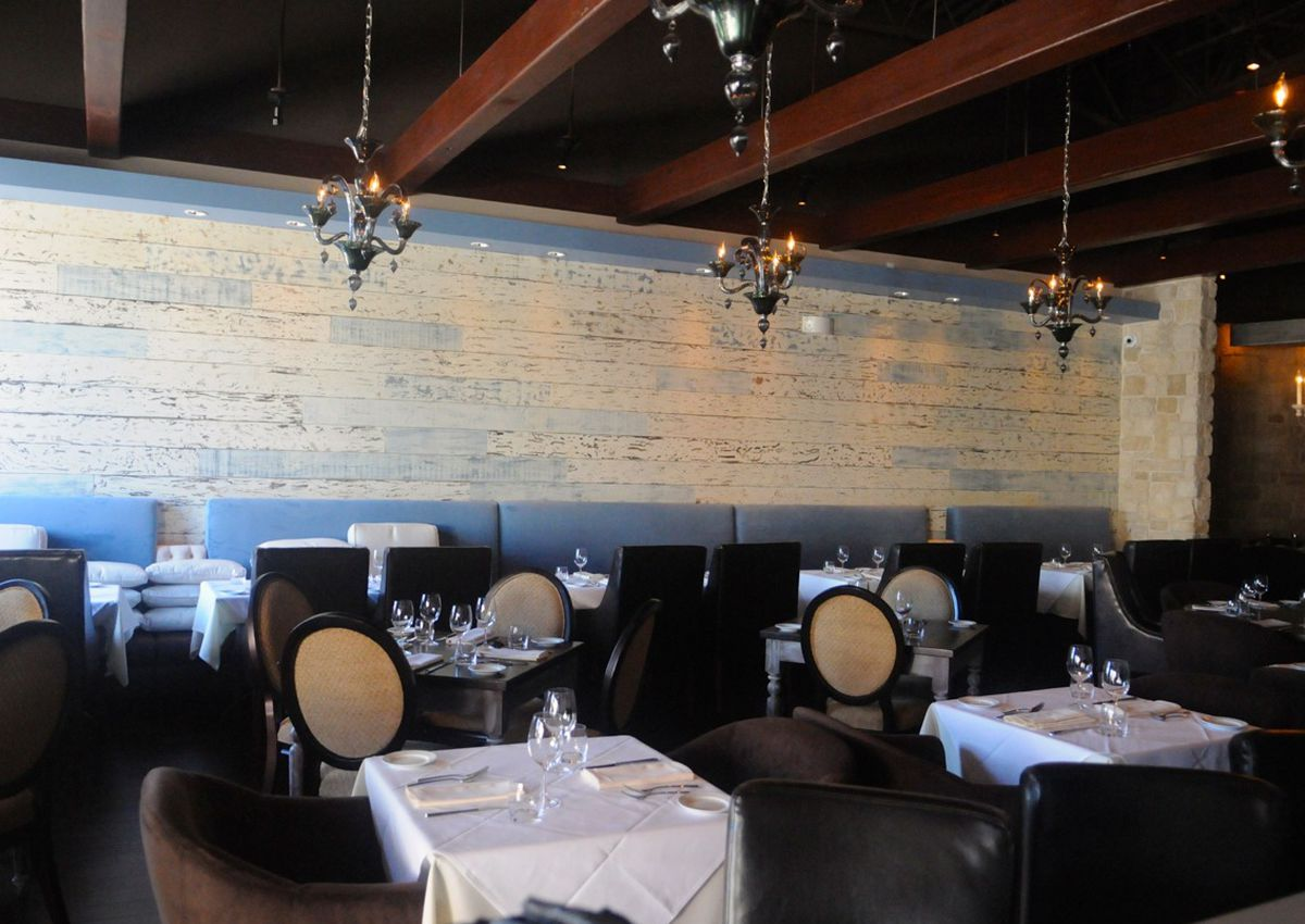 Chef Philippe Verpiand Moved Here From San Go With The Goal Of Opening City S Most Authentic Provencal French Restaurant Menu Features A Mix