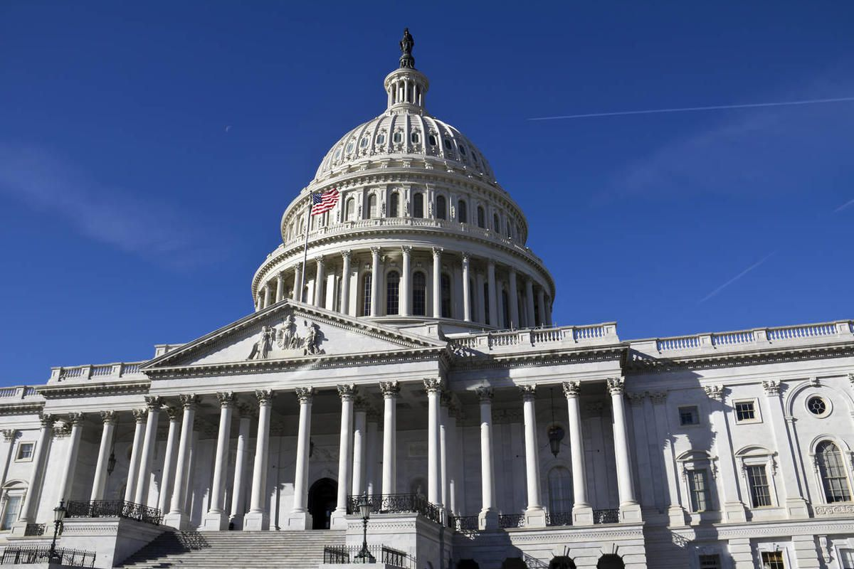 A group of U.S. senators has introduced a companion bill to a House proposal that would protect religious institutions and other nonprofits from losing their tax exempt status for opposing same-sex marriage.