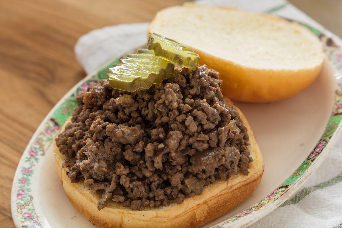 Iowa Loose Meat Sandwiches