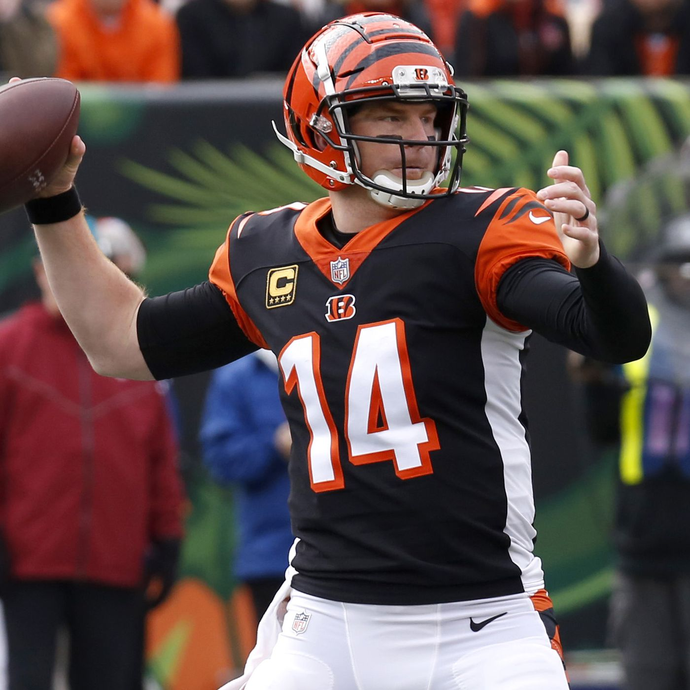 new styles d2ad8 3a59c NFL News: Bengals place Andy Dalton on IR, claim Tom Savage ...