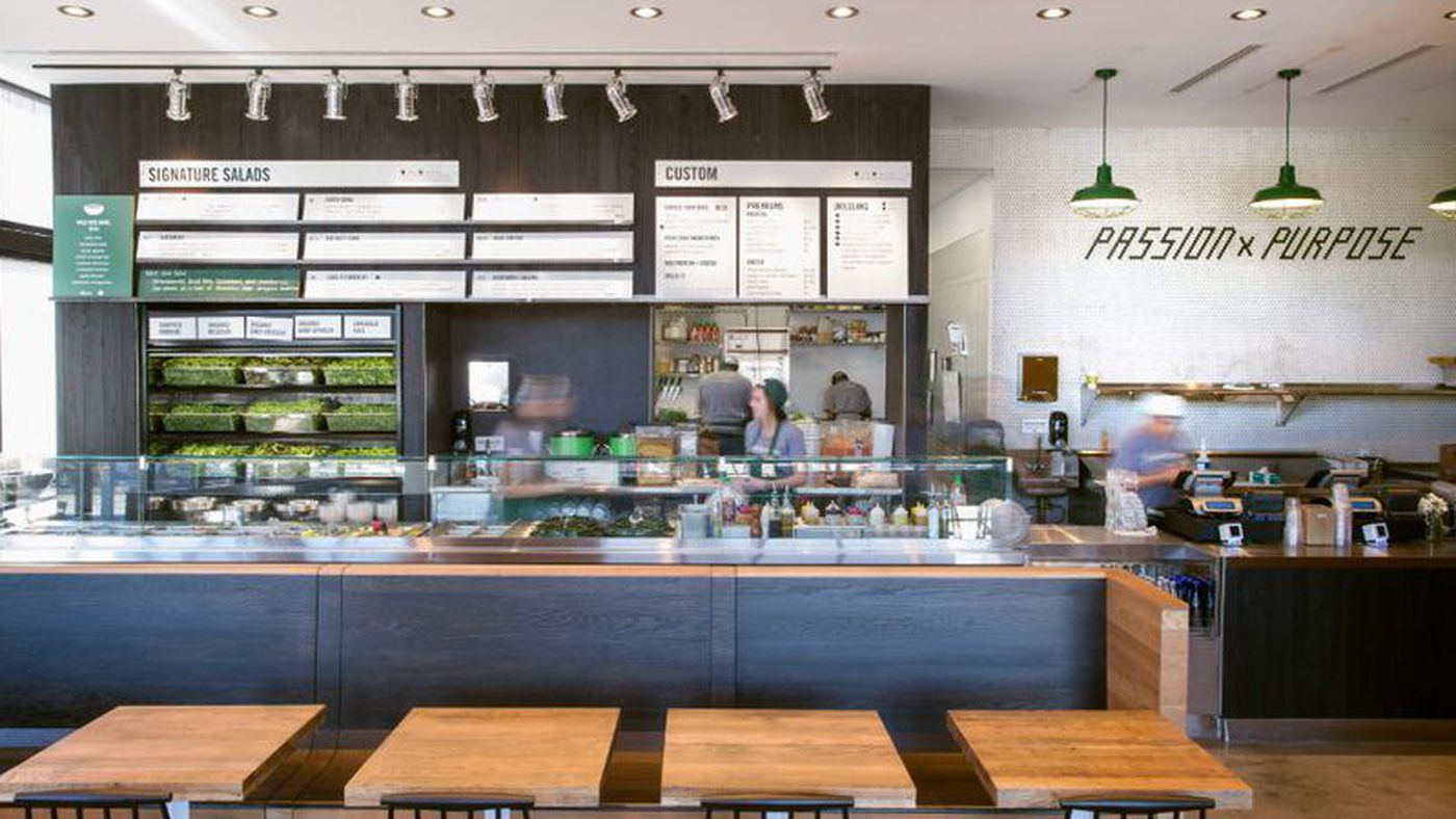 Sweetgreen Wants to Shower Boston in Salads - Eater Boston