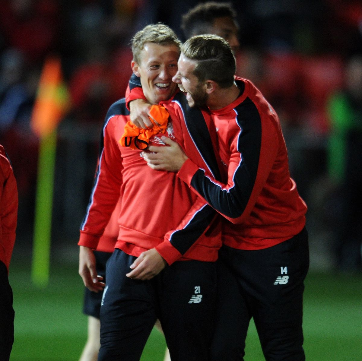 Liverpool FC Training & Press Conference