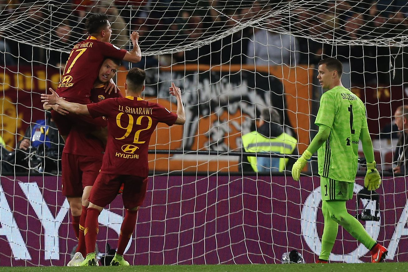 Juve fall to Roma?s late strikes