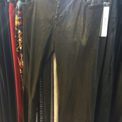 Leather pants, $279 (were $797)