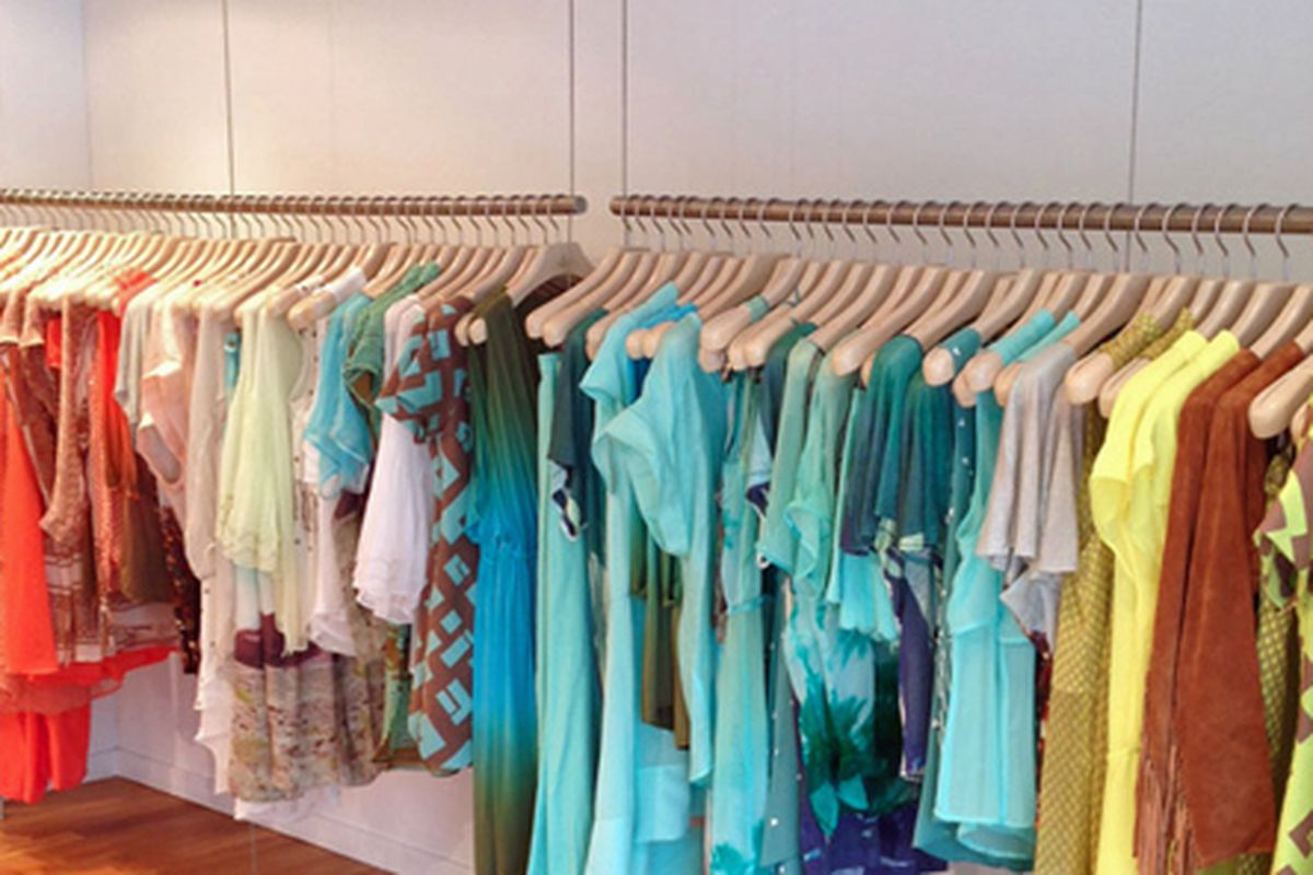 """Image via <a href=""""http://www.tracyreese.com/blog/color-our-flagship-store-is-ready-for-spring/store3/"""">Tracy Reese</a>"""