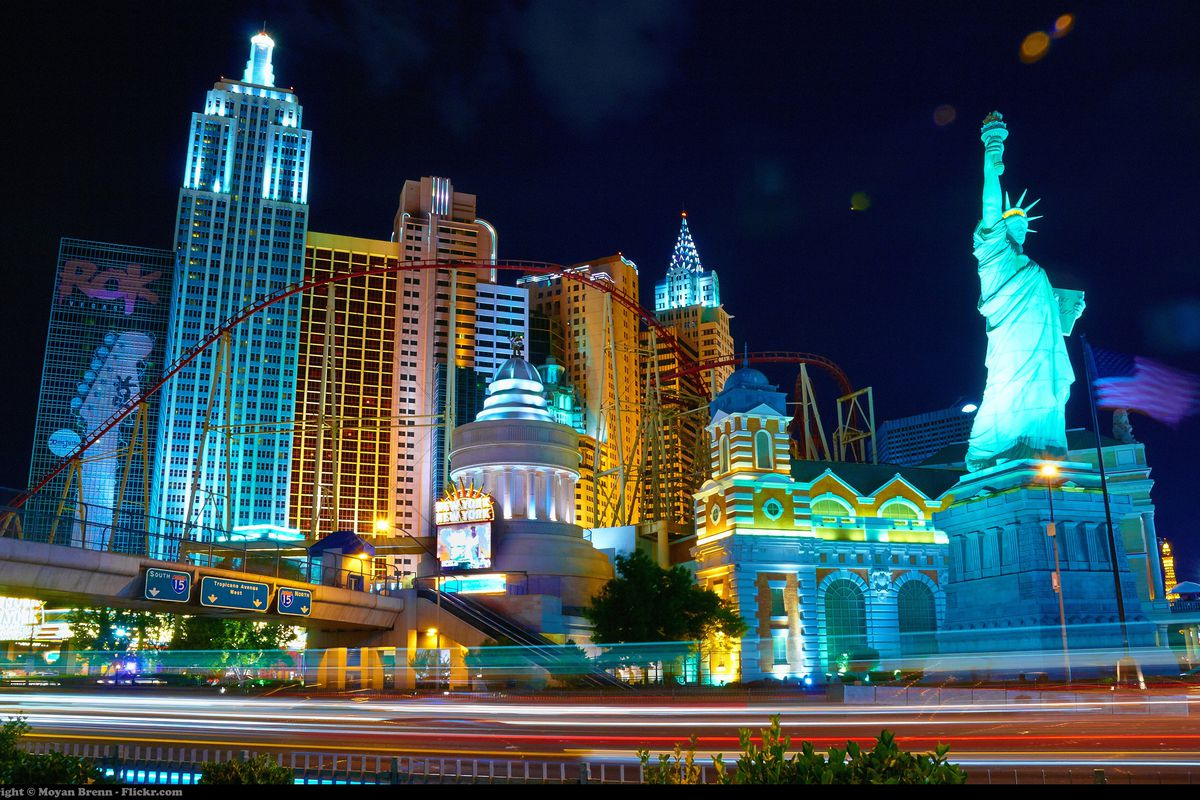 Las Vegas Now Powers All Government Buildings With