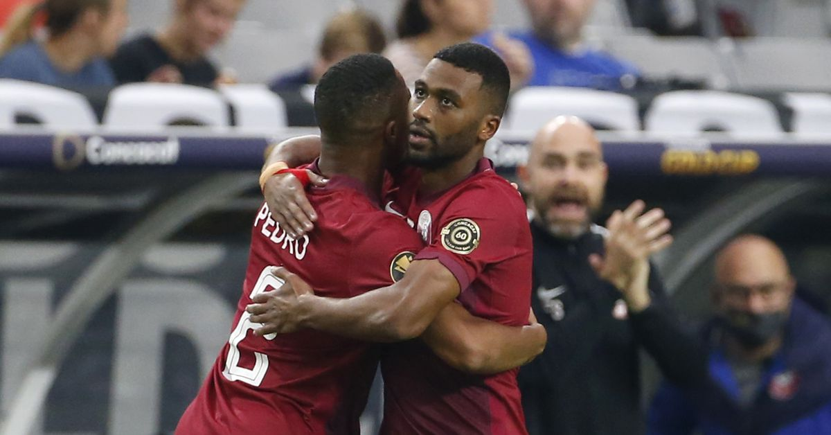 Gold Cup bracket 2021: How the semifinal round is shaping up - DraftKings Nation