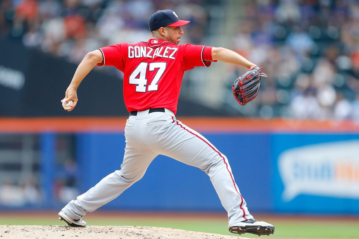 The White Sox traded Gio Gonzalez not once but twice. Whoops.