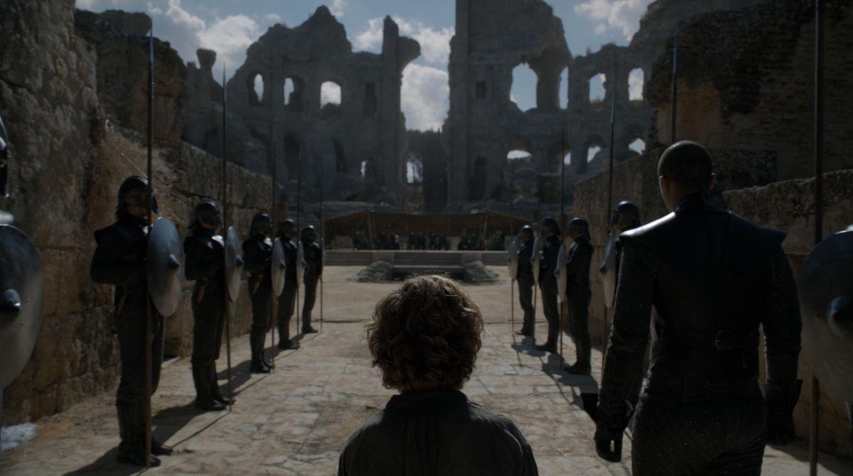 Game of Thrones S08E06 council
