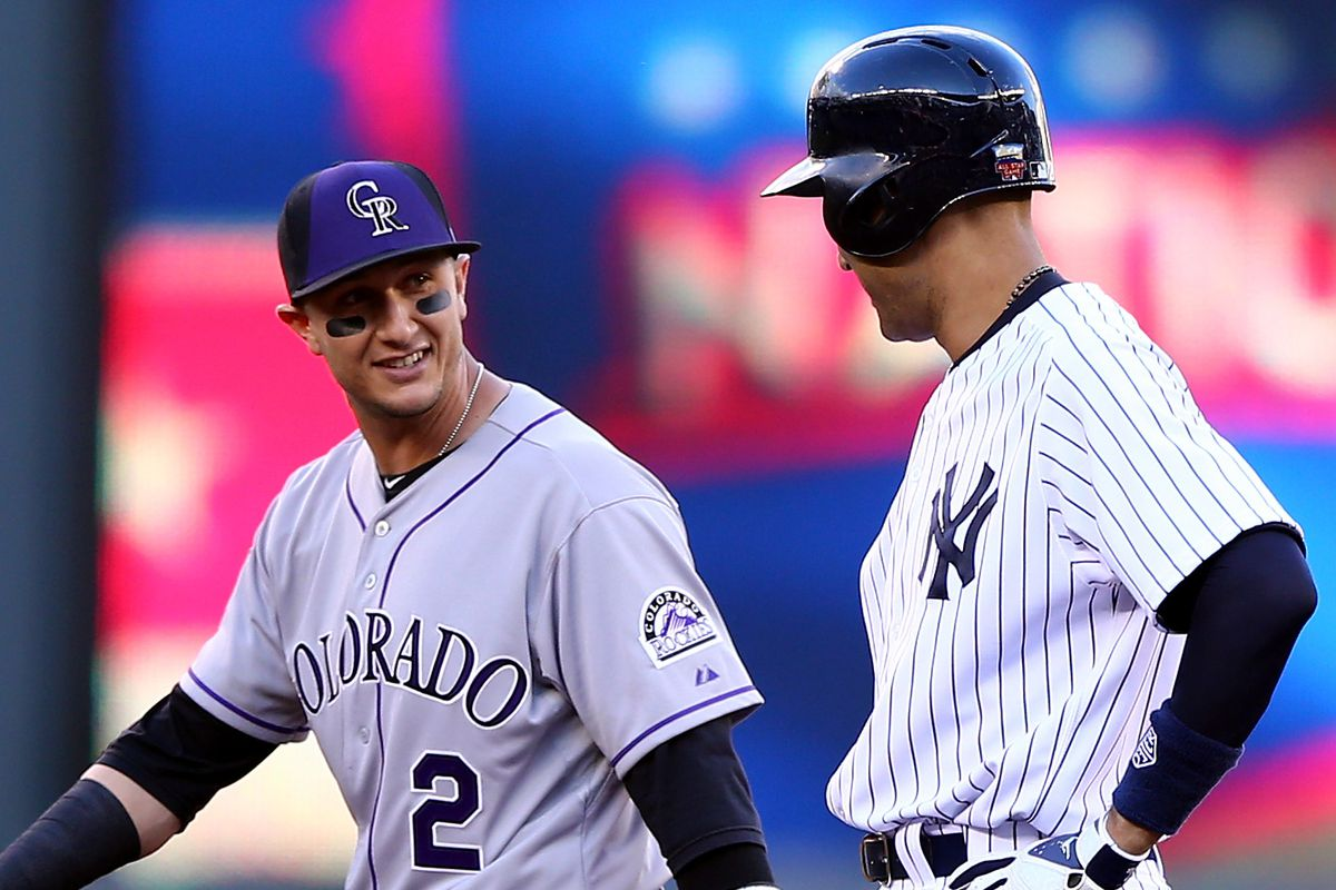 """best service 5cb1e e3746 Troy Tulowitzki to sign with Yankees instead of with """"idol ..."""