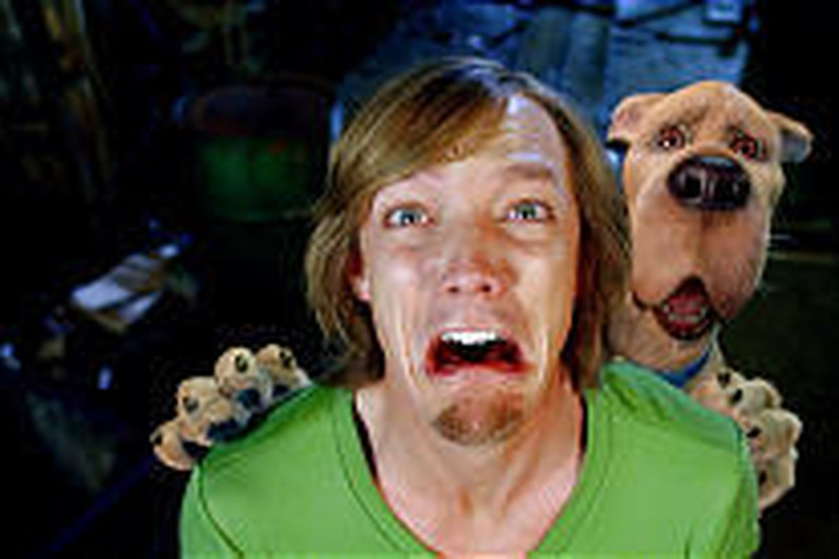 Film Review Scooby Doo 2 Monsters Unleashed Deseret News
