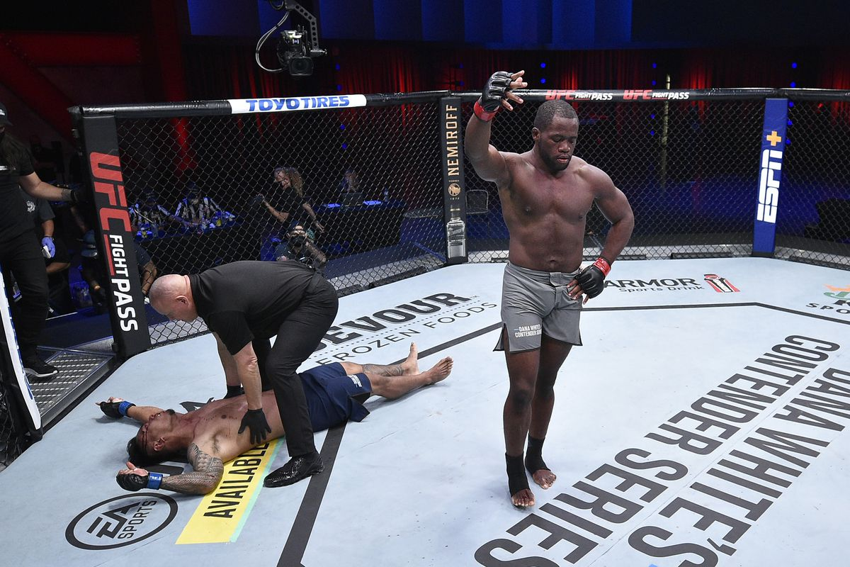 Dana White's Contender Series - Nchukwi v Matavao