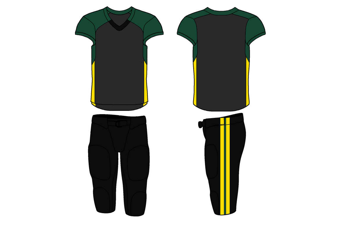 Evolution of Nike college football uniforms - Land-Grant Holy Land