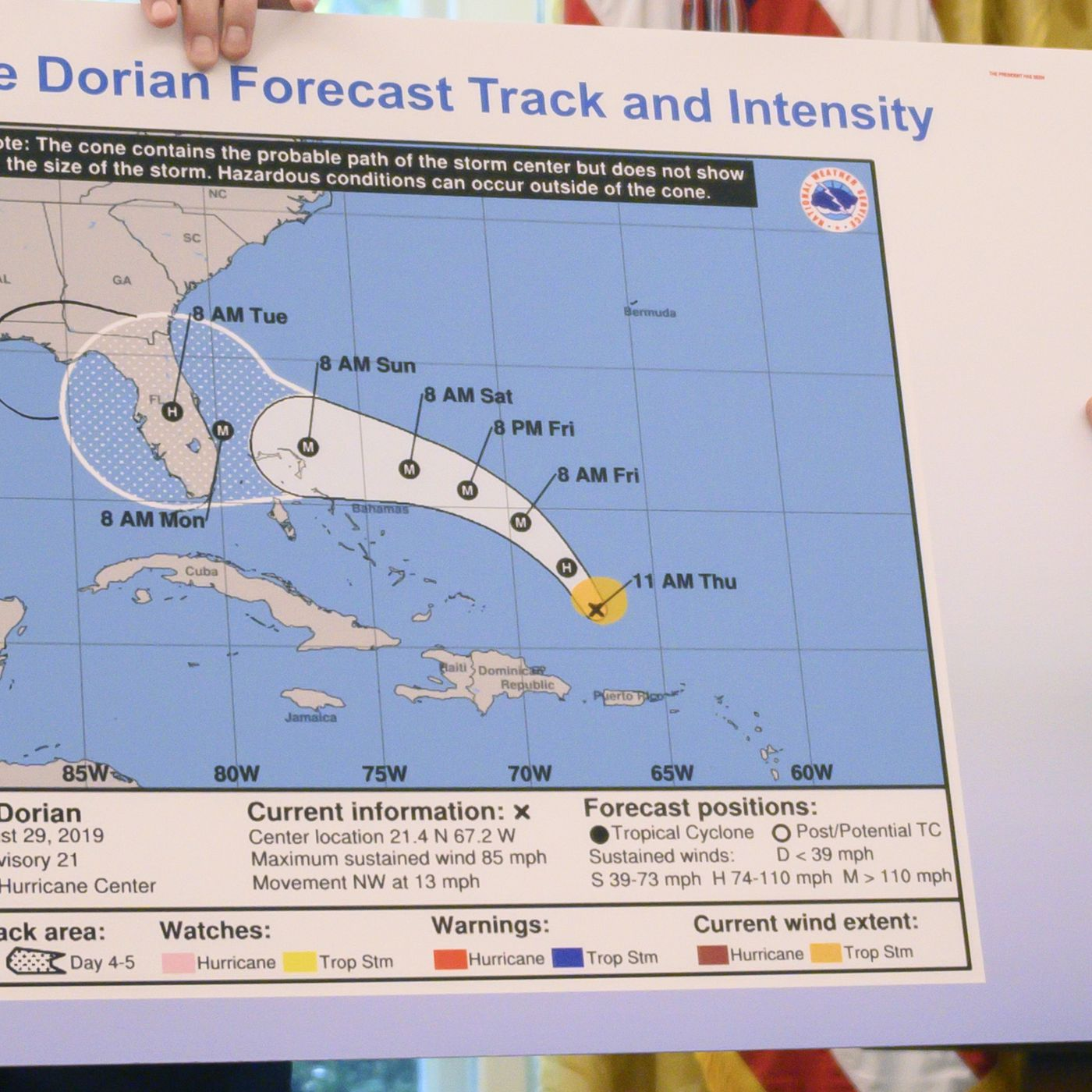 Trump's Sharpied map of Hurricane Dorian hitting Alabama ... on global map, geographic feature, cartography of the united states, geographic information system, satellite imagery, map projection, history of cartography, early world maps, geographic coordinate system, grid reference,