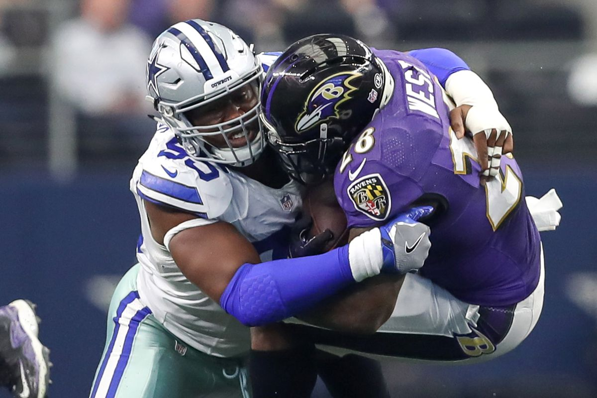 Cowboys DE David Irving officially suspended 4 games by NFL