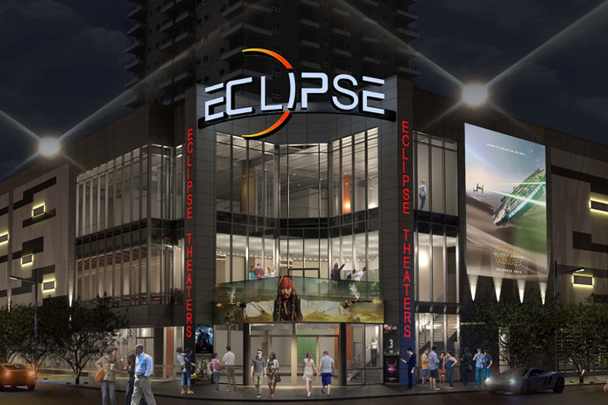 Eclipse Las Vegas >> Updating The Downtown Eclipse Movie Theater Restaurant And Tavern