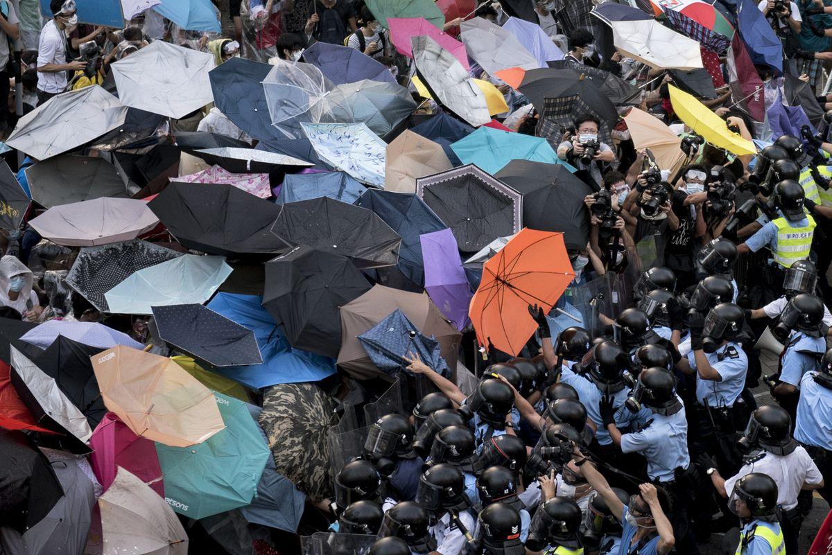 umbrella hong kong 2