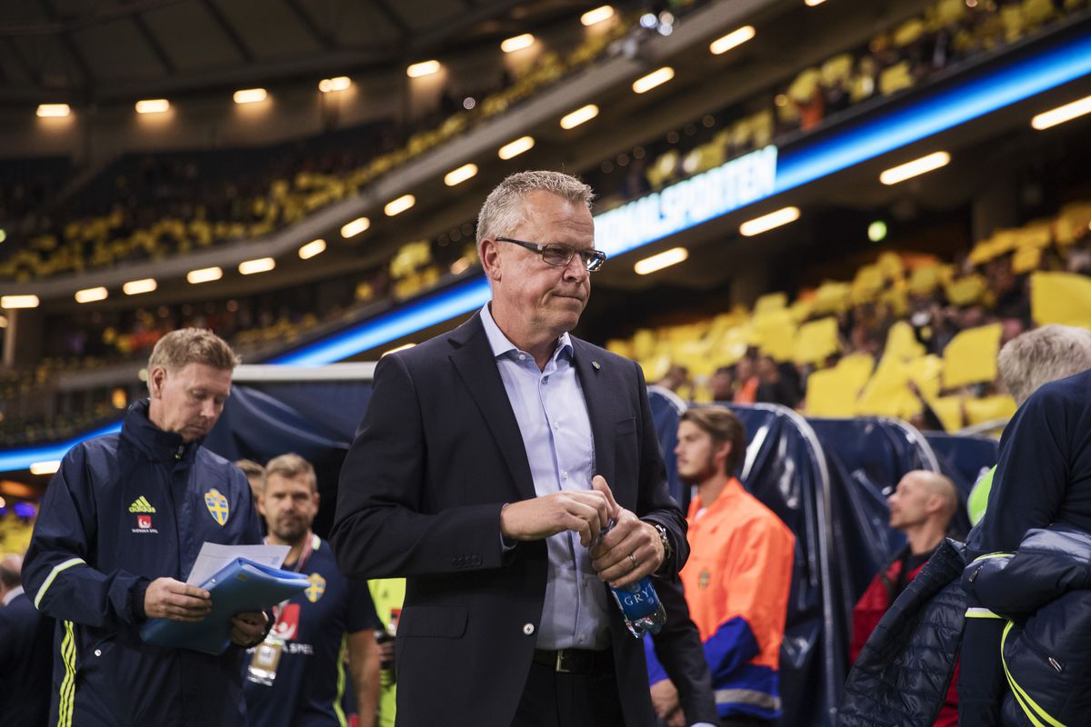 Sweden v Netherlands - 2018 FIFA World Cup Qualifier
