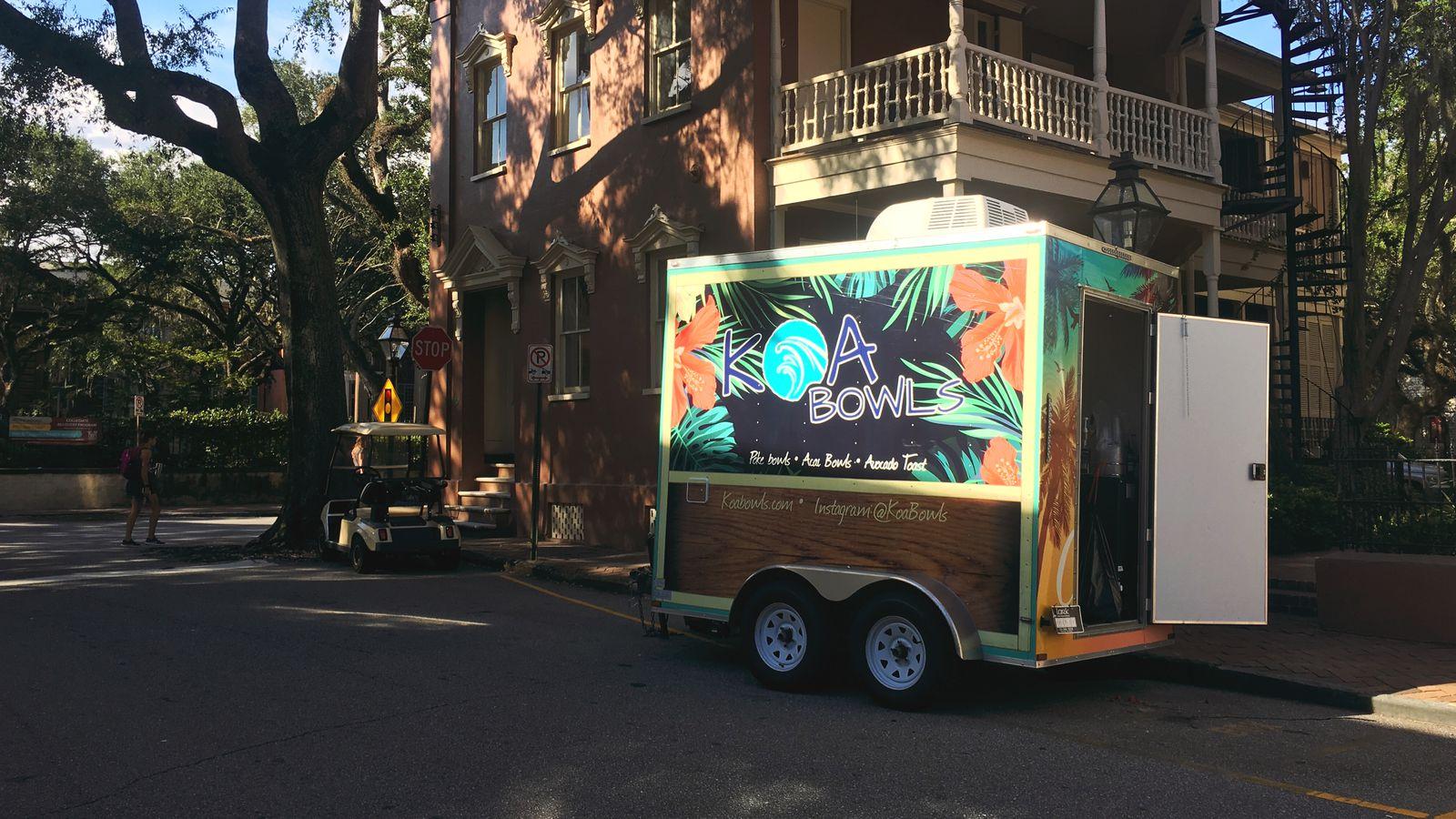 Poke Food Truck West Seattle