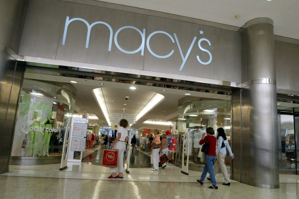 Burdines And Macy's Unit Under One Name