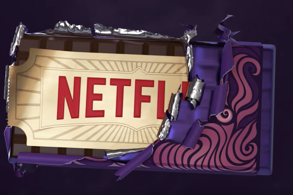 Netflix Is Making Animated Versions Of Willy Wonka And Matilda The