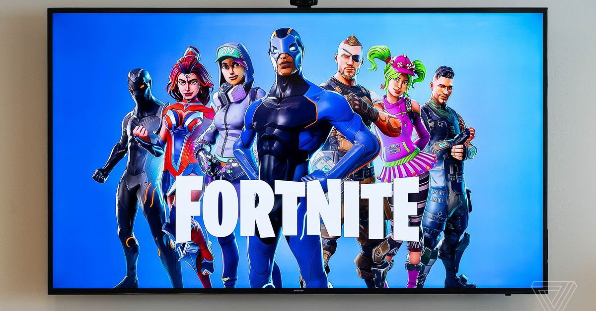 Fortnite for Android will replace the Google Play Store for Epic's