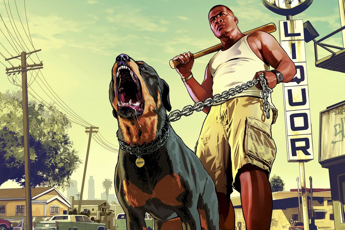 Grand Theft Auto 5 Available Free Today On The Epic Games Store Polygon