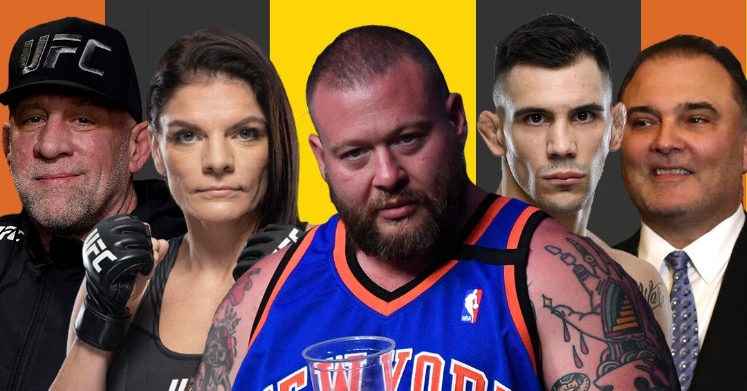 Watch The MMA Hour with Rakic, Murphy, Coleman, Bronson, and Schaefer now