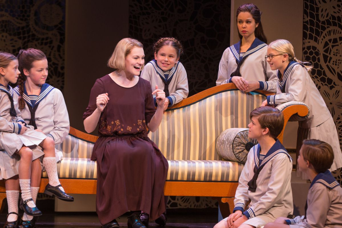 National tour of 'The Sound of Music' highlights kids and a
