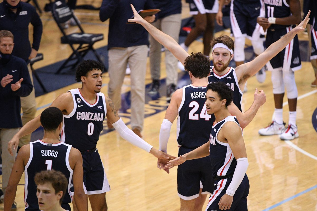 NCAA Basketball: Gonzaga at San Diego