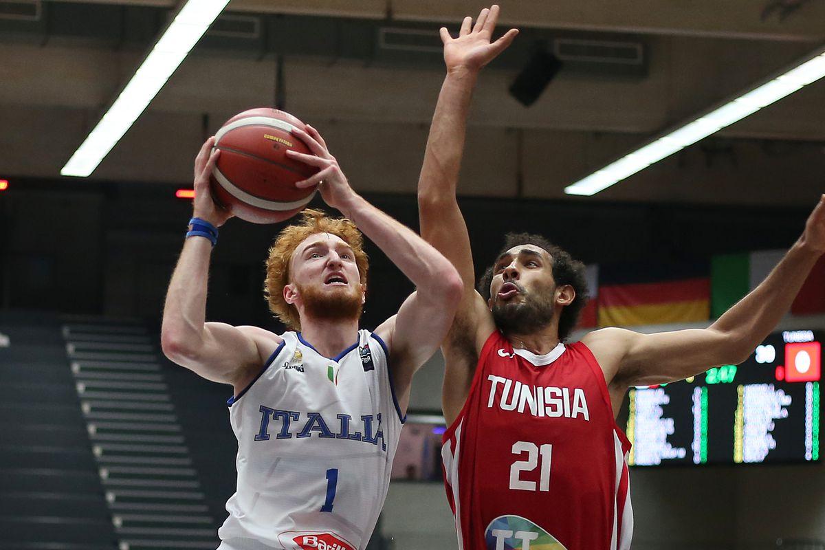 Italy v Tunisia - Basketball Supercup