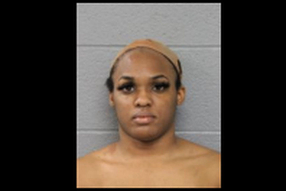 Photo of Dereknesha Brown, charged in a fatal hit-in-run in Lawndale.