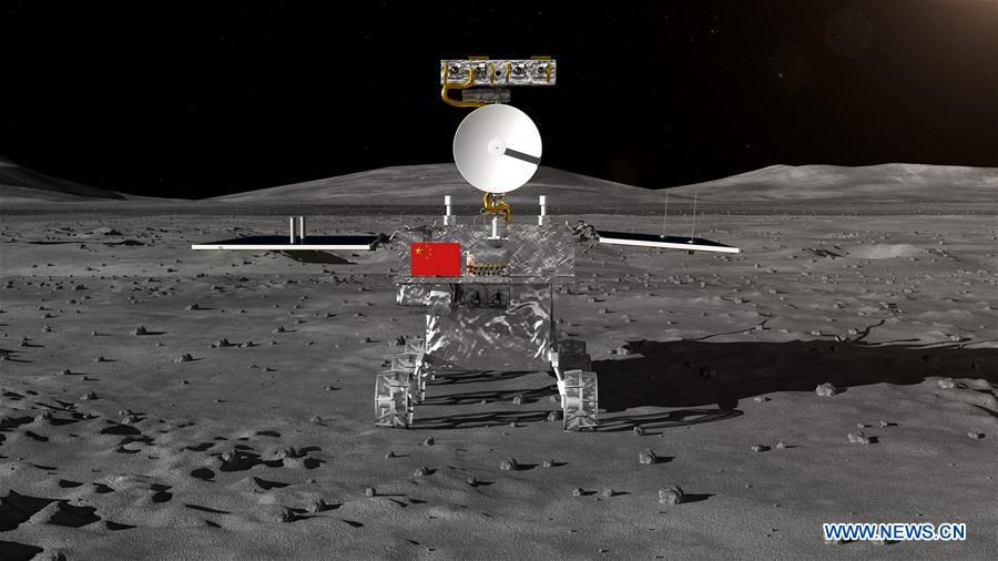 This weekend, China embarks on a ancient mission to land on the a ways facet of the Moon - The Verge