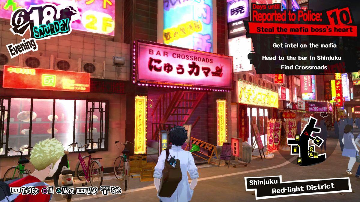 Persona 5 walkthrough: 6/18 Saturday - Polygon