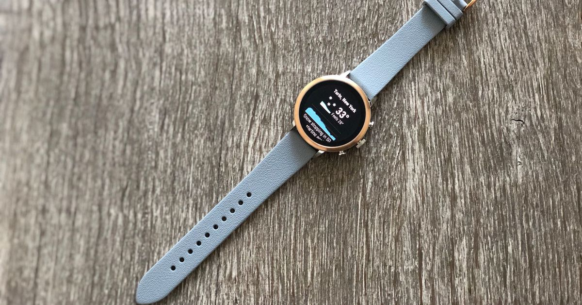 Wear OS Gets a Dark Sky App that will Surely Save the Platform