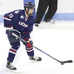 UConn Huskies @ Boston University Terriers (Hockey East Quarterfinals Game 2)