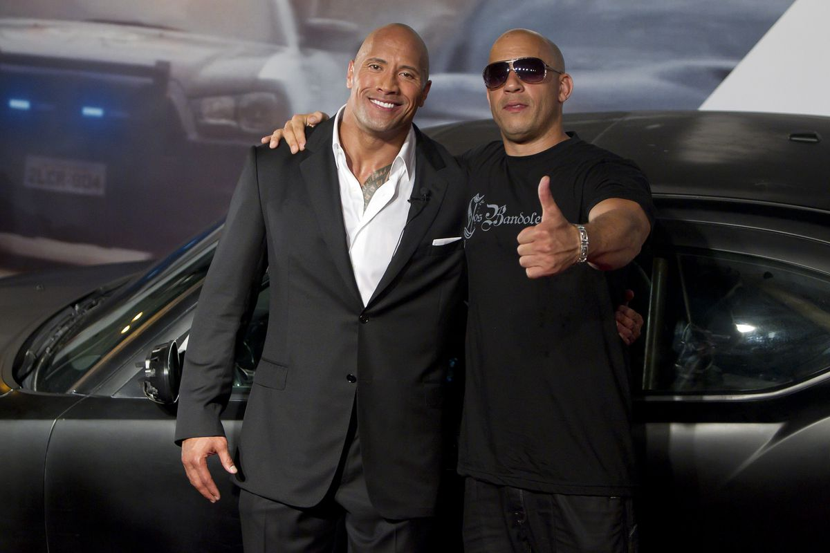 Fast and Furious 5 - Premiere in Rio de Janeiro