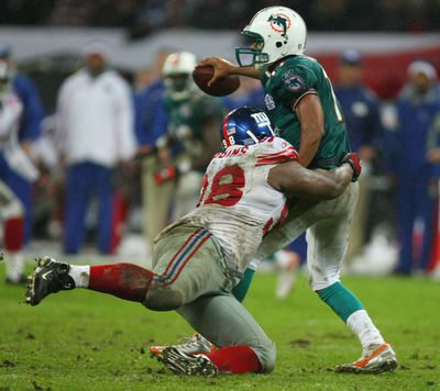 New York Giants v Miami Dolphins