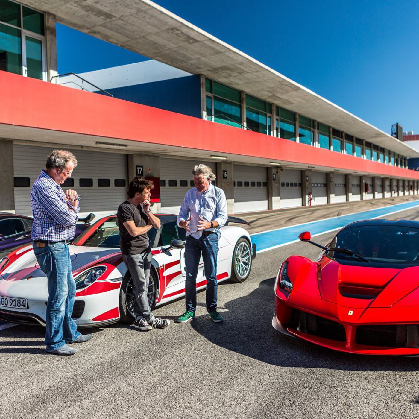 The Grand Tour Takes Top Gear to Another Level The Ringer