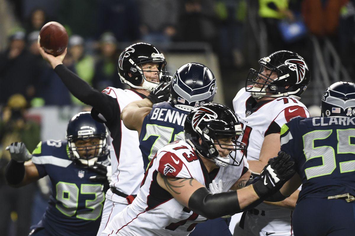 Atlanta Falcons v Seattle Seahawks