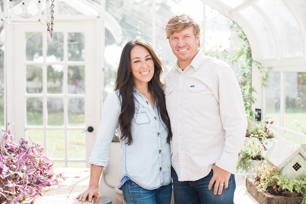 fixer upper stars chip and joanna gaines debut new restaurant in