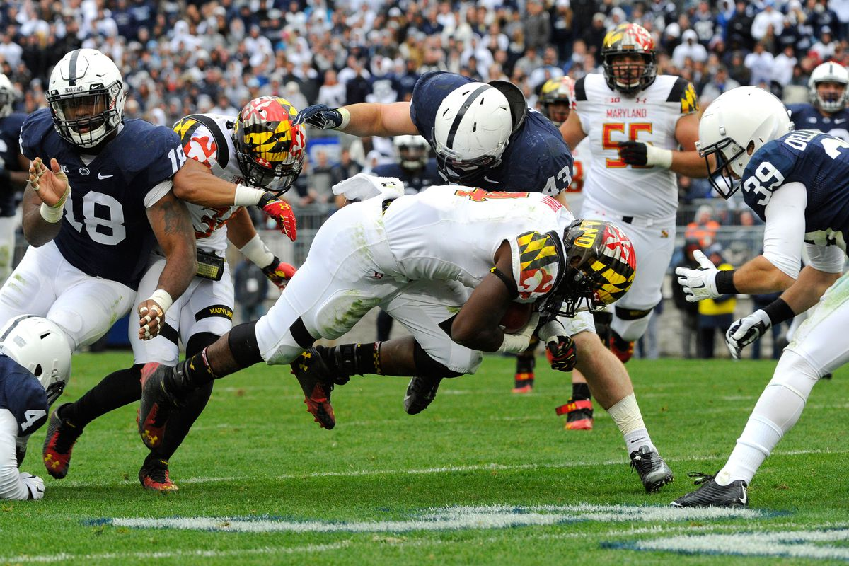 Wes Brown will start at running back for Maryland against Michigan State.