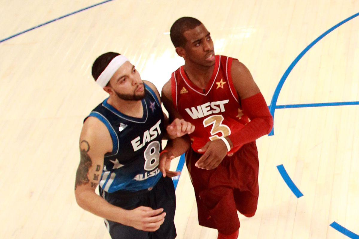 583302f1bb3b NBA Playoffs 2015  Chris Paul advances